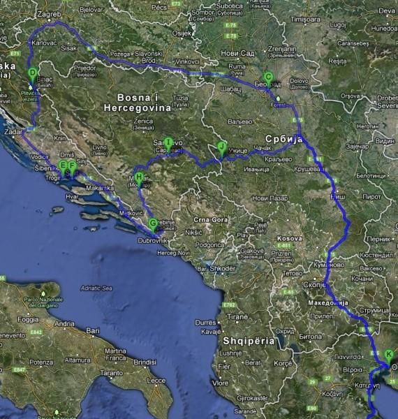 Balkan Trek II